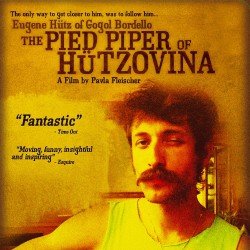 Eugene Hütz Of Gogol Bordello - The Pied Piper Of Hützovina - DVD SLIPCASE