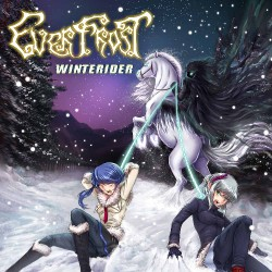 Everfrost - Winterider - CD DIGIPAK