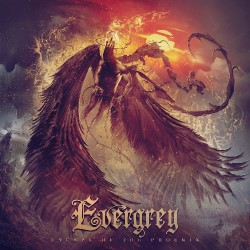 Evergrey - Escape Of The Phoenix - CD DIGIPAK