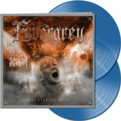 Evergrey - Recreation Day (Remasters Edition) - DOUBLE LP GATEFOLD COLOURED