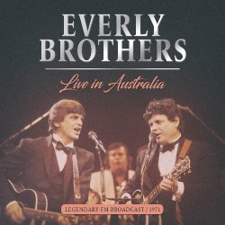 Everly Brothers - Live In Australia - CD