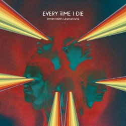 Everytime I Die - From Parts Unknown - CD