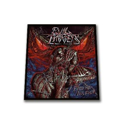 Evil Invaders - Feed Me Violence - Patch