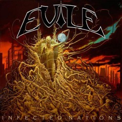 Evile - Infected Nations - CD + DVD