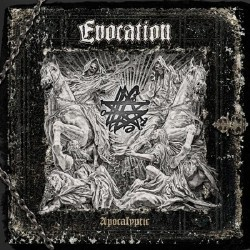 Evocation - Apocalyptic LTD Edition - CD + DVD Digipak