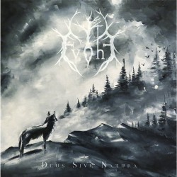 Evohé - Deus Sive Natura - DOUBLE LP Gatefold