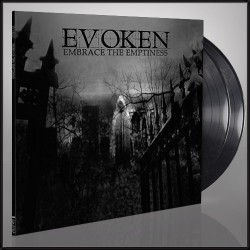 Evoken - Embrace The Emptiness - DOUBLE LP Gatefold + Digital