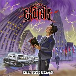 Exarsis - New War Order - CD