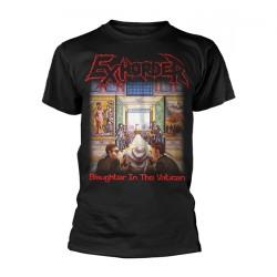 Exhorder - Slaughter In The Vatican - T-shirt (Men)