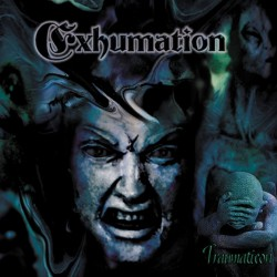 Exhumation - Traumaticon - CD DIGIPAK