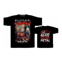 Exhumed - Gore Metal Redux - T-shirt (Men)