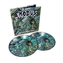 Exodus - Another Lesson In Violence - Double LP picture gatefold