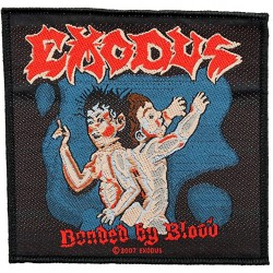 Exodus - Bonded By Blood - Patch