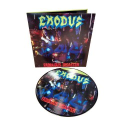 Exodus - Fabulous Disaster - LP Picture Gatefold