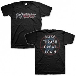 Exodus - Make Thrash Great Again - T-shirt (Men)