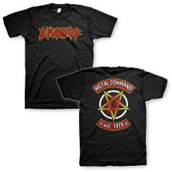 Exodus - Metal Command - T-shirt (Men)