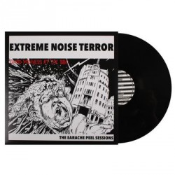 Extreme Noise Terror - Grind Madness At The BBC - LP