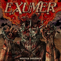 Exumer - Hostile Defiance - CD