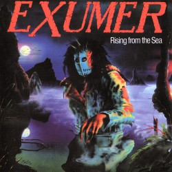 Exumer - Rising From The Sea - LP COLOURED