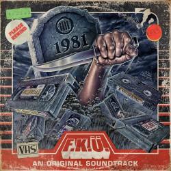 F.K.Ü. - 1981 - LP COLOURED