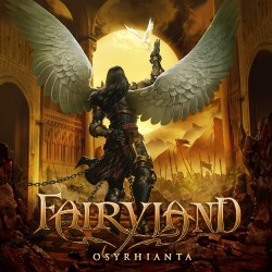 Fairyland - Osyrhianta - CD DIGIPAK