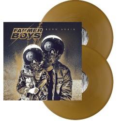Farmer Boys - Born Again - DOUBLE LP GATEFOLD COLOURED