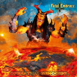 Fatal Embrace - Operation Genocide - CD