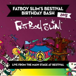 Fatboy Slim - Live From the Main Stage at Bestival 2013 - 2CD DIGIPAK