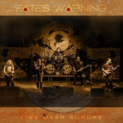 Fates Warning - Live Over Europe - TRIPLE LP GATEFOLD + 2CD
