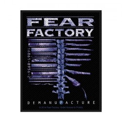 Fear Factory - Demanufacture - Patch