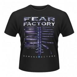 Fear Factory - Demanufacture - T-shirt (Men)