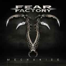 Fear Factory - Mechanize - CD