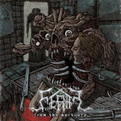 Feral - From The Mortuary - CD EP