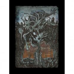 Feral - Where Dead Dreams Dwell - Canvas