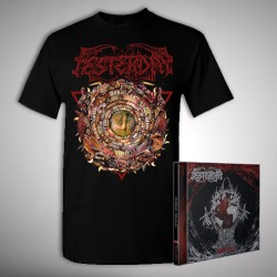 Festerday - iihtallan - CD + T-shirt bundle (Men)