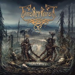Finsterforst - Zerfall - CD DIGIPAK