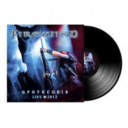 Firewind - Apotheosis - Live 2012 - DOUBLE LP Gatefold
