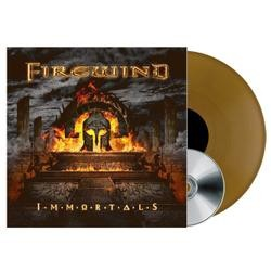 Firewind - Immortals - LP COLOURED + CD