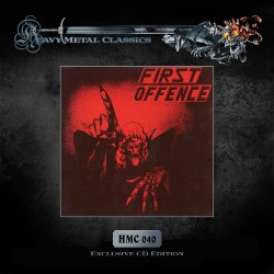 First Offence - First Offence - CD