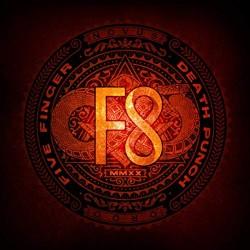 Five Finger Death Punch - F8 - CD DIGIPAK