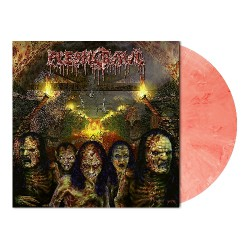 Fleshcrawl - As Blood Rains From The Sky, We Walk The Path Of Endless Fire - LP COLOURED