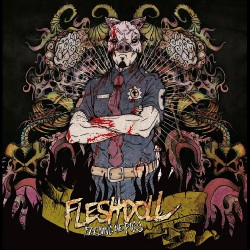 Fleshdoll - Feeding the Pigs - CD DIGIPAK