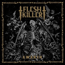 Fleshkiller - Awaken - CD DIGIPAK
