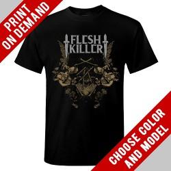 Fleshkiller - Parallel Kingdom - Print on demand