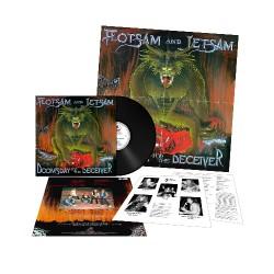 Flotsam And Jetsam - Doomsday For The Deceiver - LP