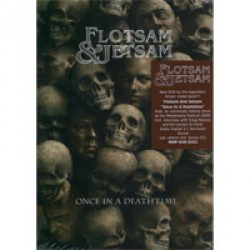 Flotsam And Jetsam - Once In A Deathtime - DVD + CD DIGIPAK