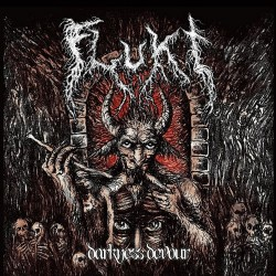 Flukt - Darkness Devour - CD DIGIPAK