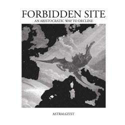 Forbidden Site - Astralgeist - DOUBLE LP Gatefold