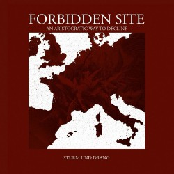 Forbidden Site - Sturm Und Drang - DOUBLE LP GATEFOLD COLOURED