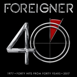 Foreigner - 40 - 2CD DIGISLEEVE